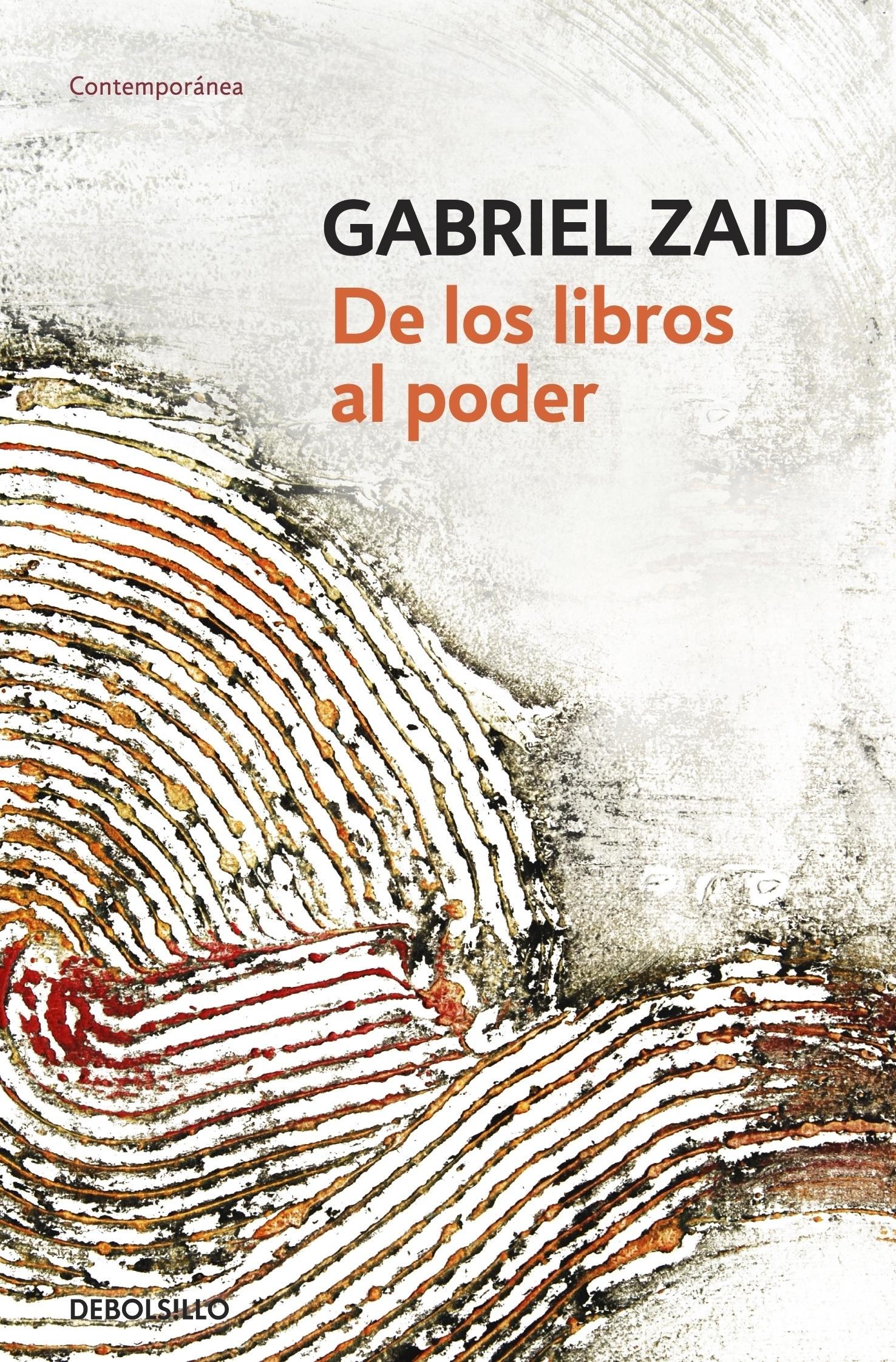 DE LOS LIBROS AL PODER