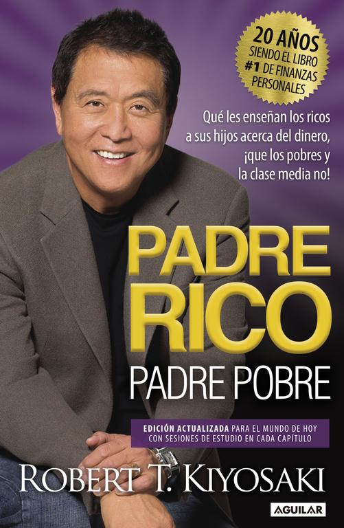PADRE RICO  PADRE POBRE ED CONMEMORATIVA