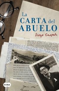 megustaleer - La carta del abuelo - Diego Gaspar