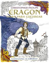 megustaleer - Eragon. Libro oficial para colorear - Christopher Paolini