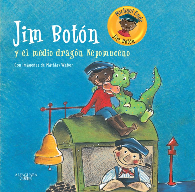 JIM BOTóN Y EL MEDIO DRAGóN NEPOMUCENO