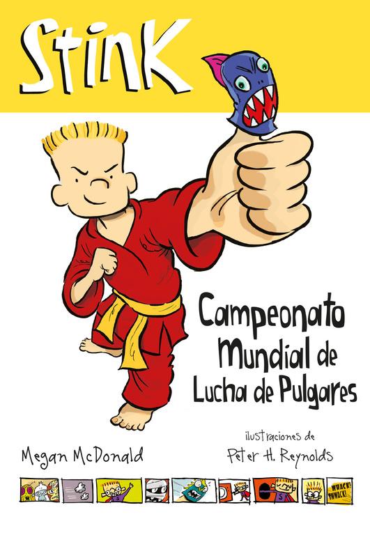 CAMPEONATO MUNDIAL DE LUCHAS DE PULGARES