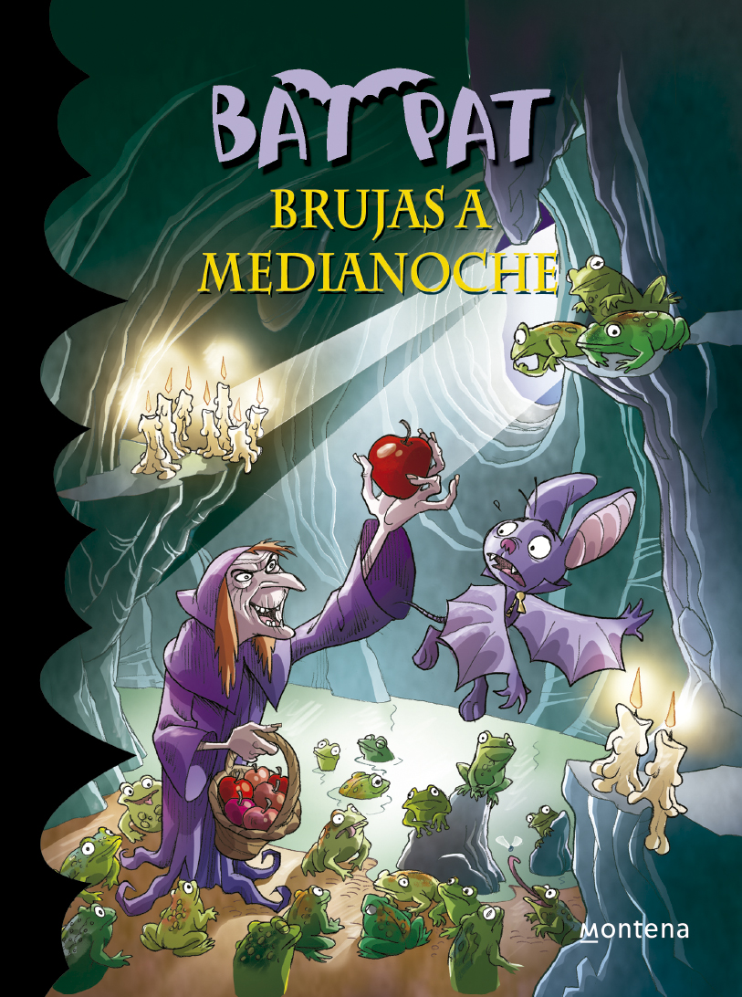 BRUJAS A MEDIANOCHE