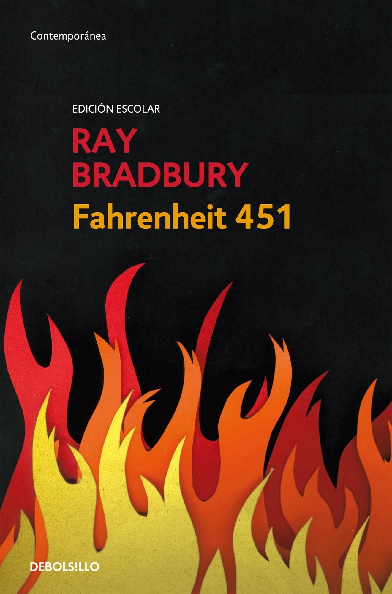 FAHRENHEIT 451 (EDICIóN ESCOLAR)