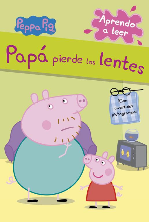 PAPá PIERDE LOS LENTES
