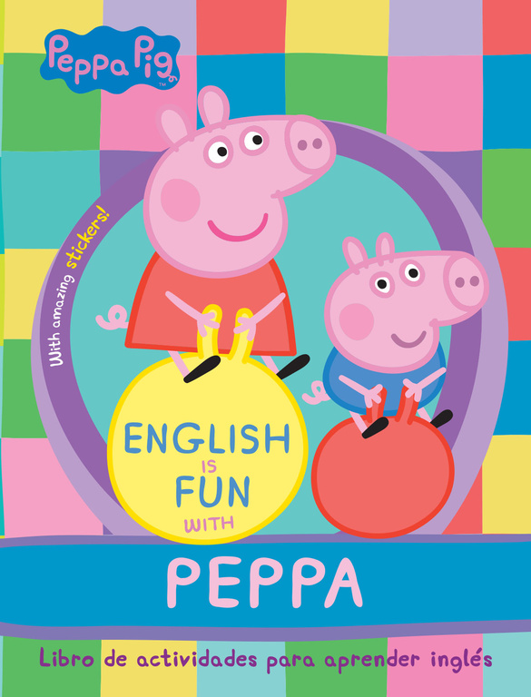 ENGLISH IS FUN WITH PEPPA