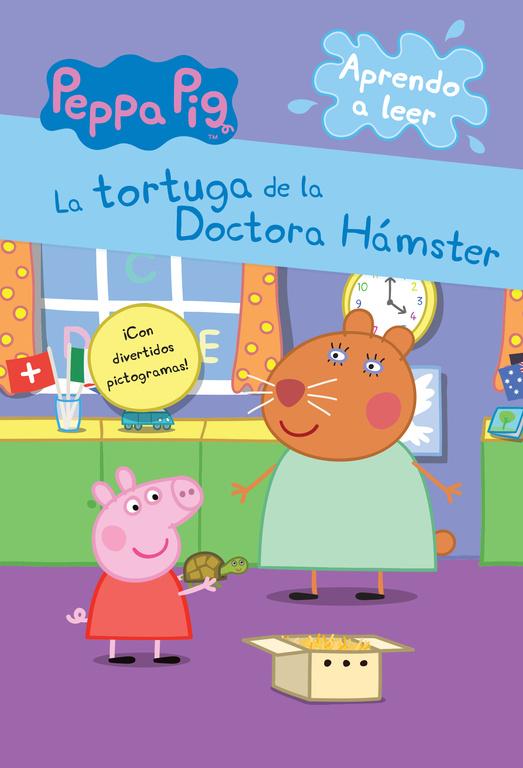 LA TORTUGA DE LA DOCTORA HAMSTER