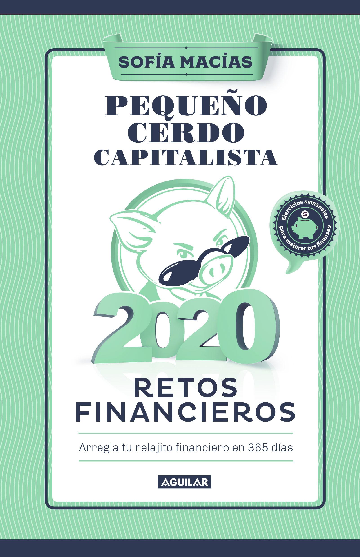 LIBRO AGENDA PEQUEñO CERDO CAPITALISTA 2020