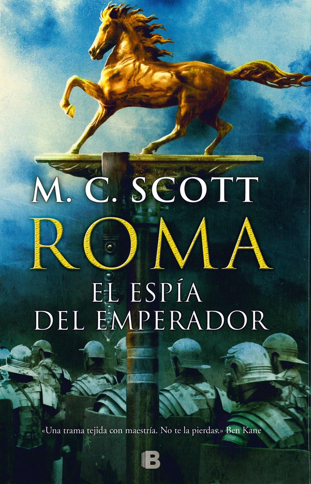 ROMA, EL ESPíA DEL EMPERADOR