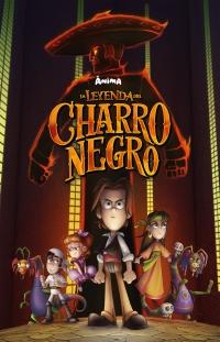 La leyenda del Charro Negro (Leyendas 4)