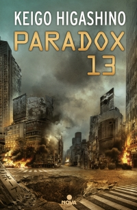 megustaleer - Paradox 13 - Keigo Higashino