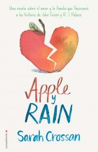 megustaleer - Apple y Rain - Sarah Crossan