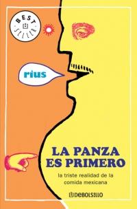 megustaleer - La panza es primero (Colección Rius) - Rius